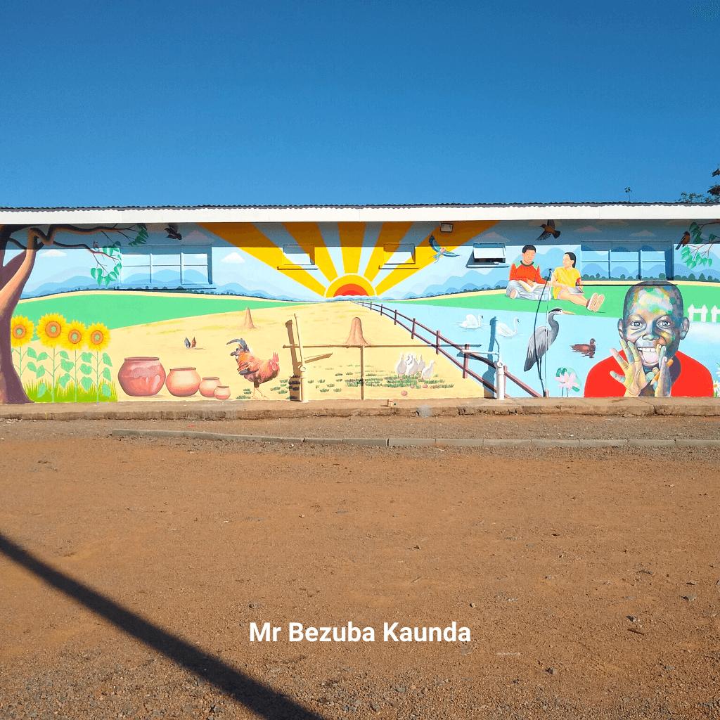 Mr Bezuba Kaunda