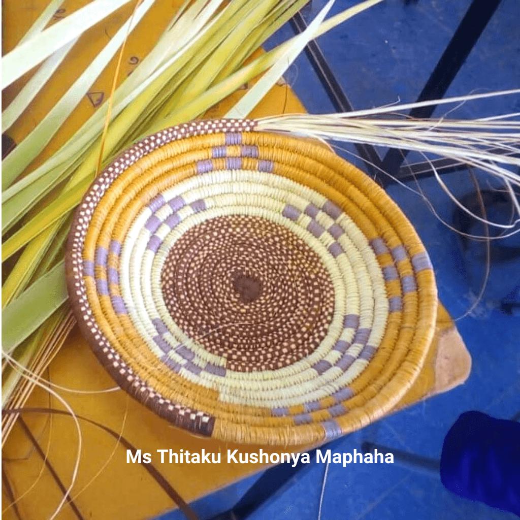 Ms Thitaku Kushonya Maphaha